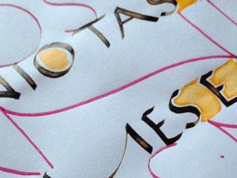 Cal·ligrafia i lettering: majúscules romanes