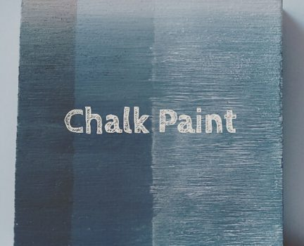 Chalk paint: redecora i recicla