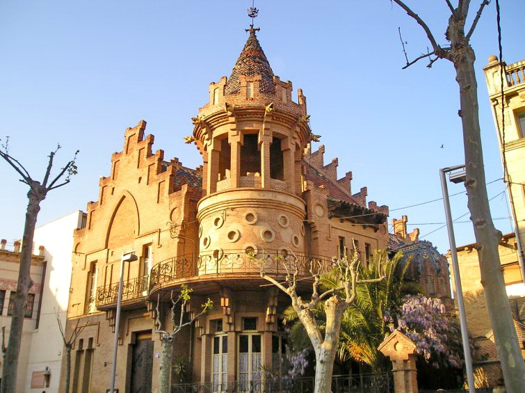 Canet de Mar_Maresme_modernisme_itinerari_ruta