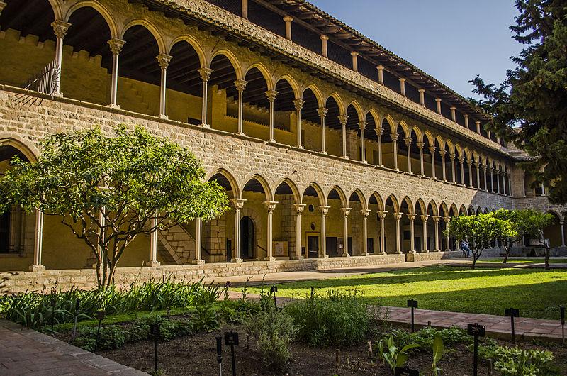 Elisenda de Montcada_monestir_Pedralbes_Barcelona_ruta_itinerari