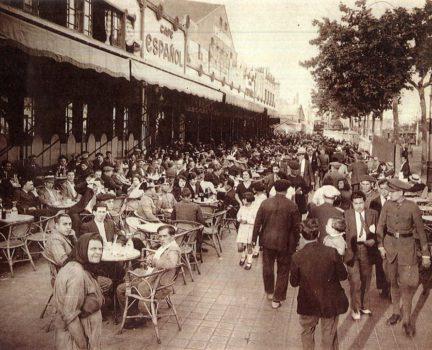 Granados i els cafès dels anys 20